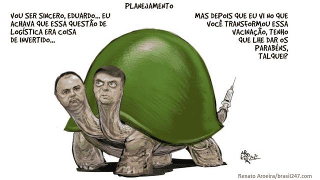 Bolsonaro manda dizer que só ele fala com a China