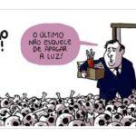 Maia cai e mostra que não há moderação possível frente a Bolsonaro