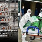 Pazuello e Bolsonaro só merecem o nome de 'monstros de Manaus'