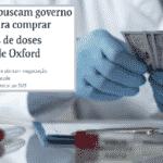 Vacina 'empresarial' é marquetagem macabra