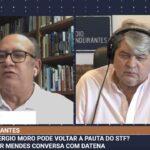 """Mendes: Mensagens Moro-Dallagnol são """"uma catástrofe"""". Veja"""