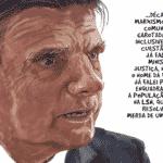 Bolsonaro cuida de criar seu slogan: genocida