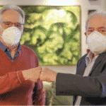 Anticorpos contra o vírus golpista