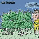 Bolsonaro quer a seleção para seu jogo em 2022