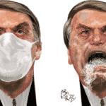 Bolsonaro diz que Queiroga vai autorizar o fim da máscara