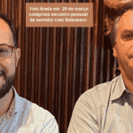 Funcionário confirma ter levado a Bolsonaro pressões por Covaxin