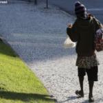Calçadolândia, o país da fome