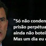 Curitiba acha 12 anos pouco e quer pena maior para Lula