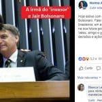 Só dá chabu com Bolsonaro, até na invasão na Receita Federal